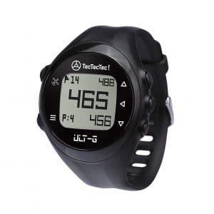 TecTecTec ULT-G Golf GPS Watch With Preloaded Worldwide Courses