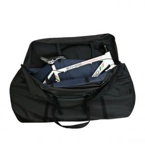 Topnaca MTB Road Bikes' Travel Case with Fork Protector