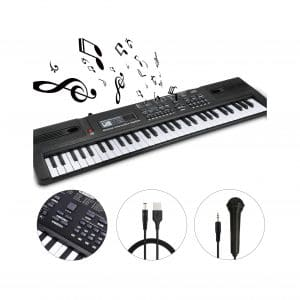 WOSTO 61 Keys Portable Electronic Piano