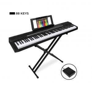 Best Choice Products 88-Key Full-Size Digital Piano
