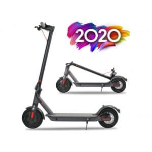 Emaxusa Electric Scooter 300W 8.5 Inches Tires
