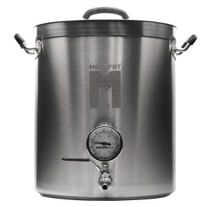 Northern brewer 8 gallons megapot 1.2 brew kettle