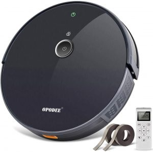 OPODEE Robotic Vacuum Cleaner 1800Pa