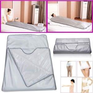 SuxiDi 3 Zone Far Infrared Sauna Blanket