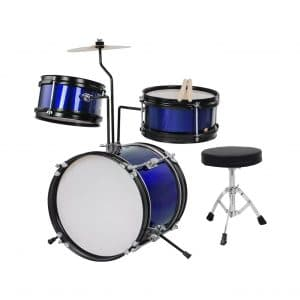 ZeHuoGe 3-Piece Drum Set Kit for Juniors