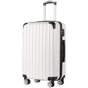 COOLIFE Luggage Suitcase