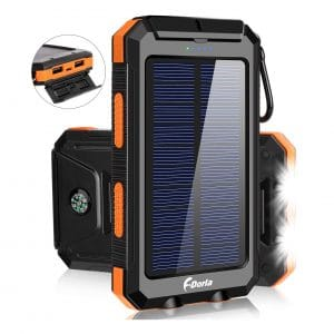 F.DORLA Solar Power Bank