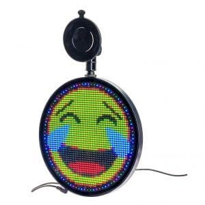 Leadleds 12V LED Emoji Car Display