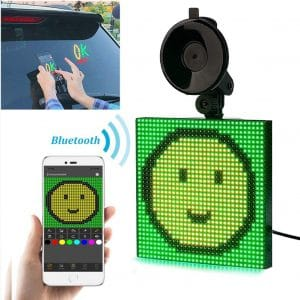Luixxuer LED Display Screen Emoji