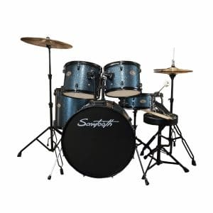 Rise by Sawtooth Full-Size Drum Set