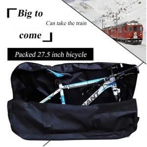 BPC Bike Travel Bag for Transport, Air Travel, and Shipping