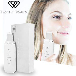 Castus Beauty Skin Scrubber, Scraper, and Gentle Peel