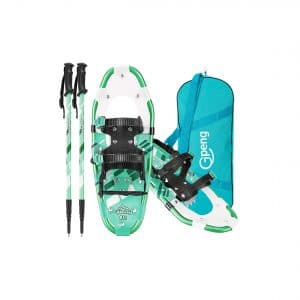 Gpeng 3-in-1 Xtreme Lightweight Snowshoes