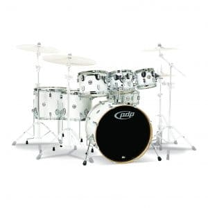 PDP By DW 7 Pieces Maple Shell Pack