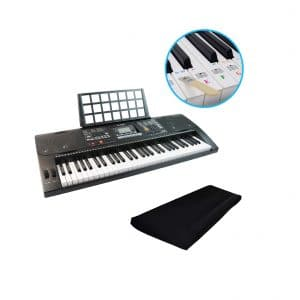 QMG 61 Key Digital Electronic Piano Keyboard