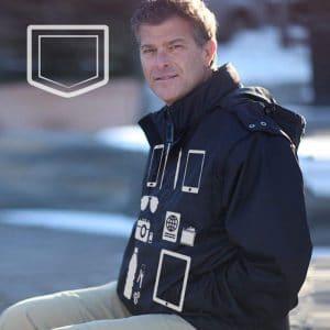 SCOTTeVEST Revolution 2.0 plus Winter Jacket with 26 Pockets