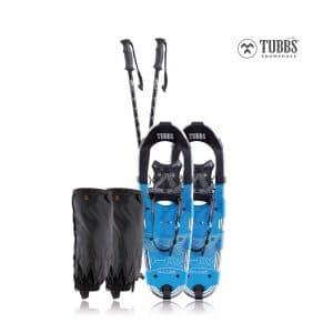 Tubbs Xplore Snowshoes Kit for Men
