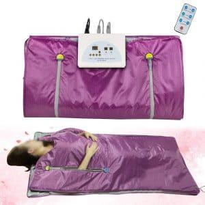 Enshey Far Infrared Sauna Blanket, Anti-Ageing Beauty Machine