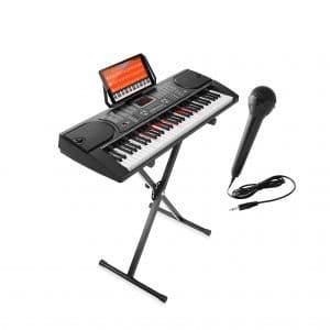 Hamzer 61-Key Electronic Keyboard Portable Piano