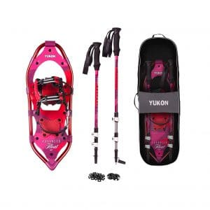 Yukon Charlies Advanced Float Women Snowshoes