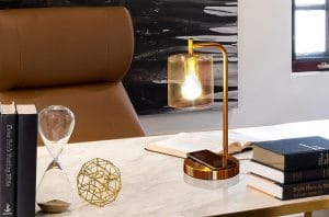 image feature wireless charging lamps