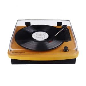 GOLDSHIP Belt Drive Turntable