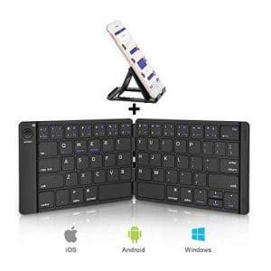 Sounwill Foldable Wireless Keyboard