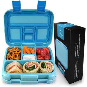 Zulay Kids Bento Lunch Box
