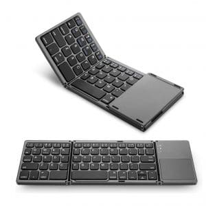 M-MASTER Foldable Bluetooth Keyboard