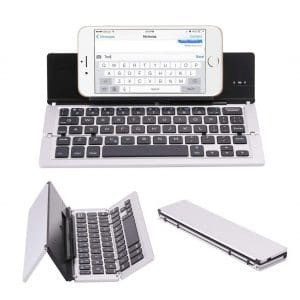 ElementDigital Portable Bluetooth Foldable Keyboard
