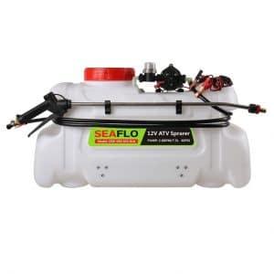 SEAFLO 13.2 Gallon,12 Volt, 2.2 GPM, ATV Spot Sprayer
