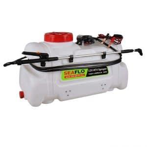 SEAFLO 15 Gallon,12 Volt, 3 GPM, ATV Spot Sprayer