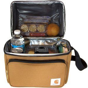 Carhartt Deluxe Insulated Lunch Cooler Bag