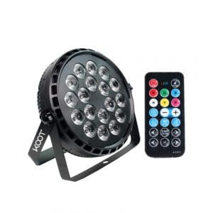 KOOT Lights 72W RGBW LED Stage Light