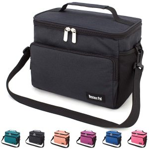 Venture Pal Leak-proof Reusable Insulated Cooler Lunch Bag