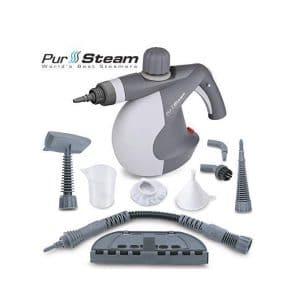 PurSteam-World' s-Best Steamers Handheld Steam Cleaner