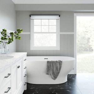 ARIEL 67-Inches Acrylic Freestanding Bathtub
