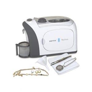 Sienna TrioShine 3-In-1 Ultrasonic Jewelry Cleaner