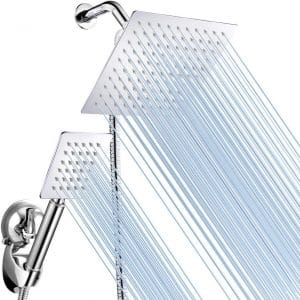 Baban Rainfall Shower Handheld Combo