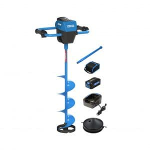 Clam Outdoors   120 Volt Electric Ice Augers