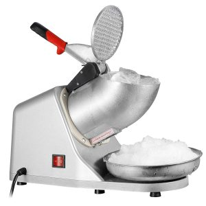 ZENY Electric Snow Cone Machine - 145lbs per Hour