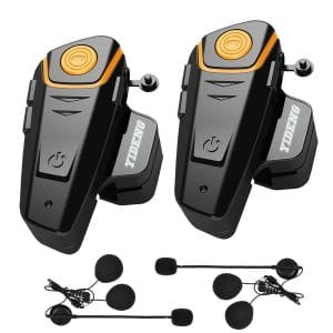 Yideng Bluetooth 1000M Intercom Motorcycle Headset Communication System