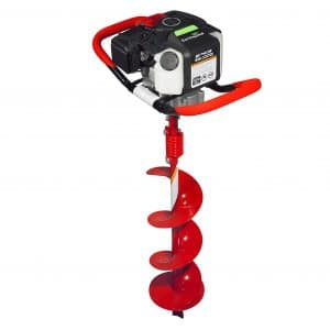 EARTHQUAKE Powerhead with 8 inch Auger Bit