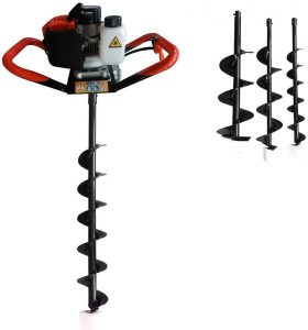 Kaning 2 stroke 52cc Gas Post Hole Digger