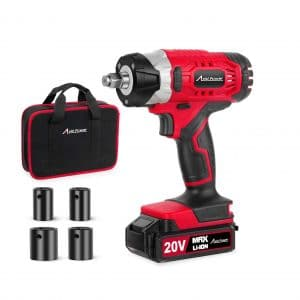 Avid Power 20V Max Cordless Impact Wrench