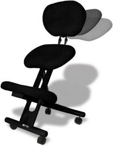 Cinius Kneeling Steel Frame Office Chair