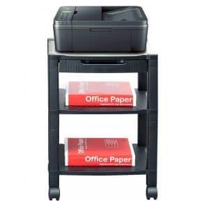 Mind Reader 3-Shelves Printer