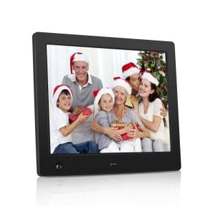 Nasicour 8-Inches Motion Sensor Digital Photo Frame