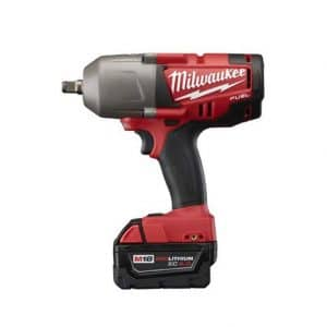 Milwaukee ½-Inches Impact Wrench