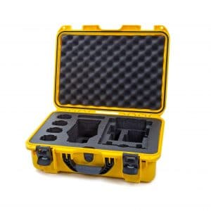 Nanuk 925 DJI Mavic 2 Pro Waterproof Hard Case- Yellow